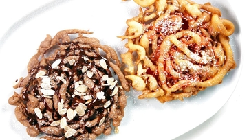 Funnel Cake Two Ways: Part 2