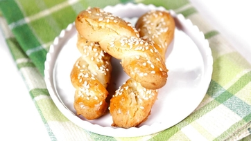 Mom\'s Greek Cookies: Part 1