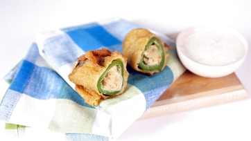 Wendy Williams\' Jalapeno Bacon Poppers: Part 2