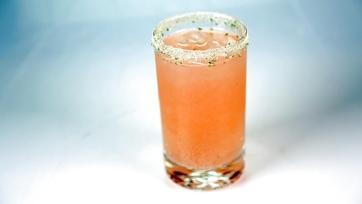 Strawberry Basil Soda