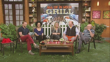 Last Bites: All Up in Your Grill