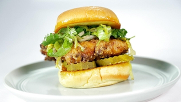Battle of the Sexes: Fried Chicken Sandwich: Part 1