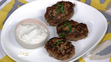 Kofte Bites with Yogurt Honey Dip: Part 1