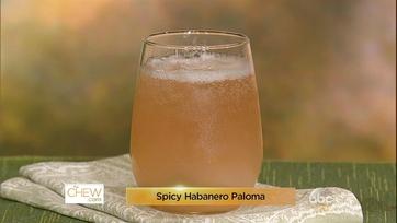 Spicy Habanero Paloma