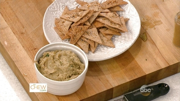Everything Bagel Crackers & Baba-Ghanoush: Part 2
