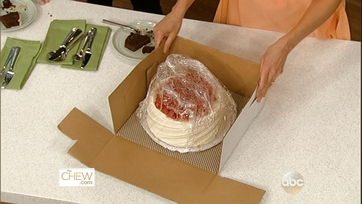 Tips: Cake Transporting