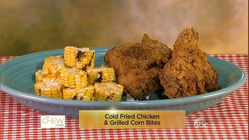 Cold Fried Chicken & Grilled Corn Bites: Part 1