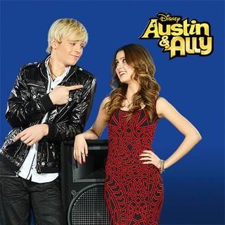 Austin & Ally Tile