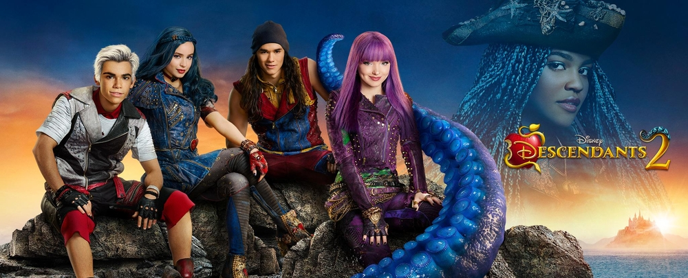 Descendants 2: It's Going Down 1080p WEB-DL DD5 1 H 264-LAZY