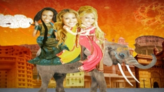 Road to the Cheetah Girls: One World