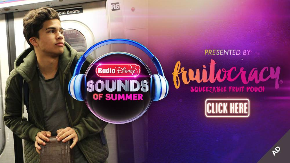 Demi Lovato - Radio Disney Sounds of Summer Field Trip