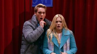 Lindy and Logan\'s Brrrrthday!