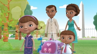 Doc McStuffins Goes to Washington / Winded Winnie