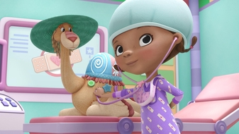 S4 E13: Toy Hospital: Camille Gets Over The Hump / Willow\'s Wonky Whiskers