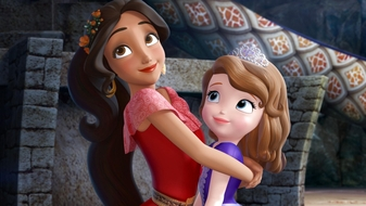 S1 E11: Elena and the Secret of Avalor