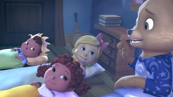 S1 E17: The Tooth About Jack and Jill / Pig Problems