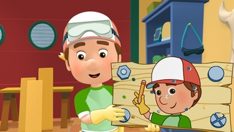 Handy Manny School for Tools: A Whole Lot of Holes
