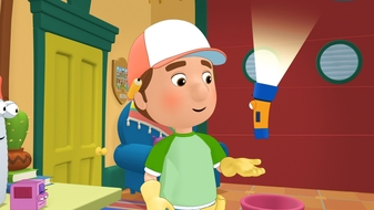 Handy Manny School for Tools: Neat and Tidy
