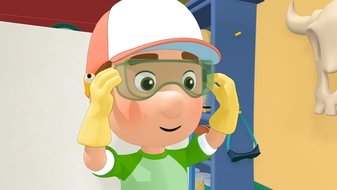 Handy Manny School for Tools: Safety Rules