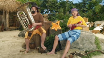 Music Video: Starfish Serenade