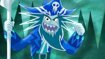 Hail to the Legion of Pirate Villains