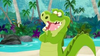 Jake\'s Never Land Pirate School: Tic Toc Croc!