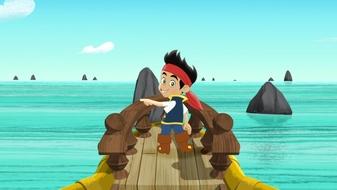 Jake\'s Never Land Pirate School: Go, Bucky Go!