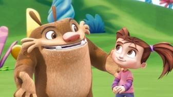 S2 E20: Lucky Funny Bunny / Mim-Mim On Ice