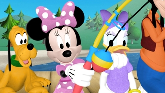 Mickey\'s Camp Out