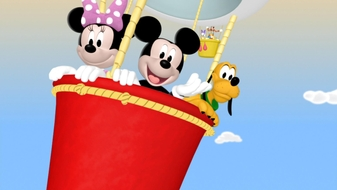 Mickey\'s Big Job