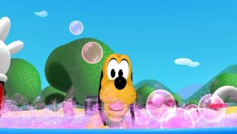 Pluto\'s Bubble Bath