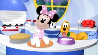 Minnie\'s Pajama Party
