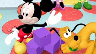 Mickey\'s Show and Tell