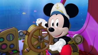 Aye, Aye Captain Mickey