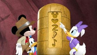 Mickey\'s Mystery!