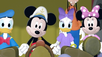 Sea Captain Mickey
