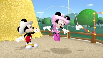 Mickey Mouskersize: Minnie\'s Jump Rope Jamboree
