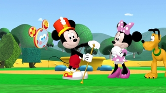 Mickey Mouskersize: Follow the Mouse