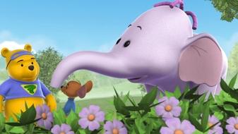 S1 E14: Chasing Pooh\'s Rainbow / Lumpy Mixes a Mystery