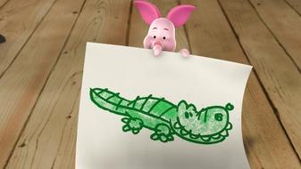 S1 E23: Lumpy\'s Alvin Goes to Pieces / Rabbit\'s Eggcellent Adventure