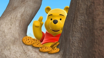 S2 E4: Pooh\'s Cookie Tree / Lumpy Joins In