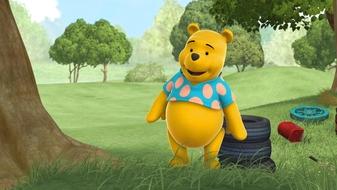 S2 E37: Tigger A Yo-Yo / Pooh Loses His Shirt