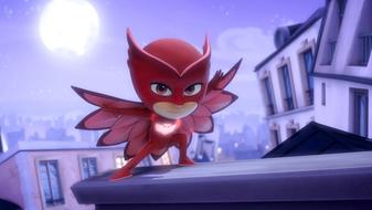 Hey Hey Owlette