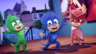 PJ Masks Are Feeling Great!
