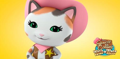 Sheriff Callie\'s Wild West