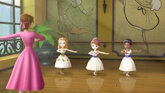 The Princess Ballet