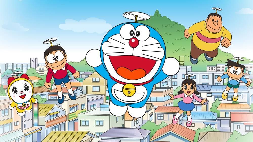 Doraemon\'s Time Capsule