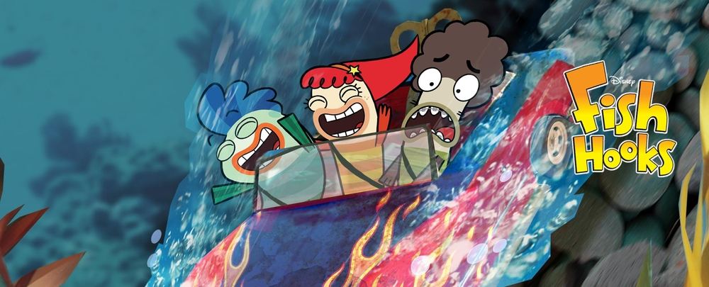 Watch Fish Hooks - Season 3 Full Movie Online Free ...