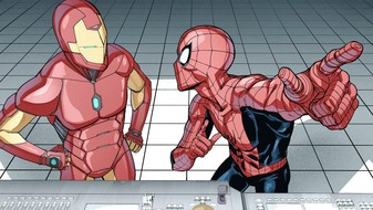 Spider-Man and Iron Man In... Training Day, Part 2