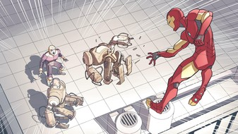 Spider-Man and Iron Man In... Training Day, Part 3